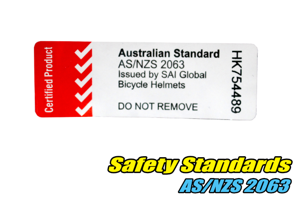 as/nzs 2063 australian safety standards helmet