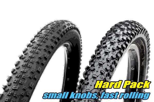 choosing mtb tyres momentum is your friend