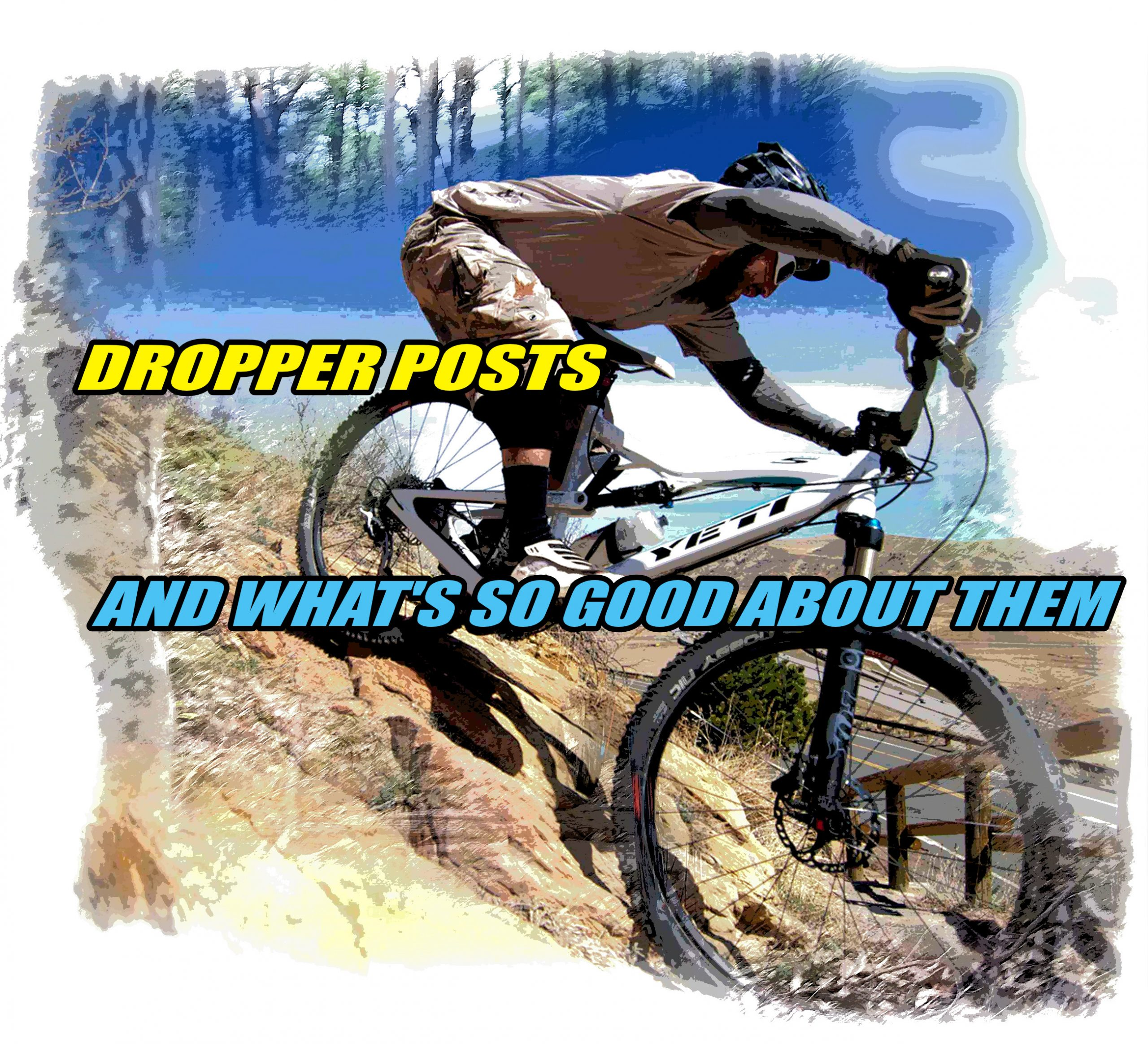 dropper posts mtb