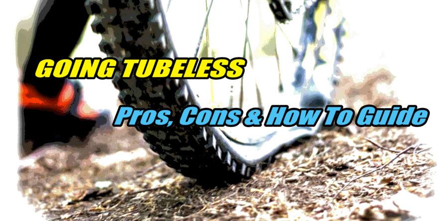 How to run tubeless mountain bike tires