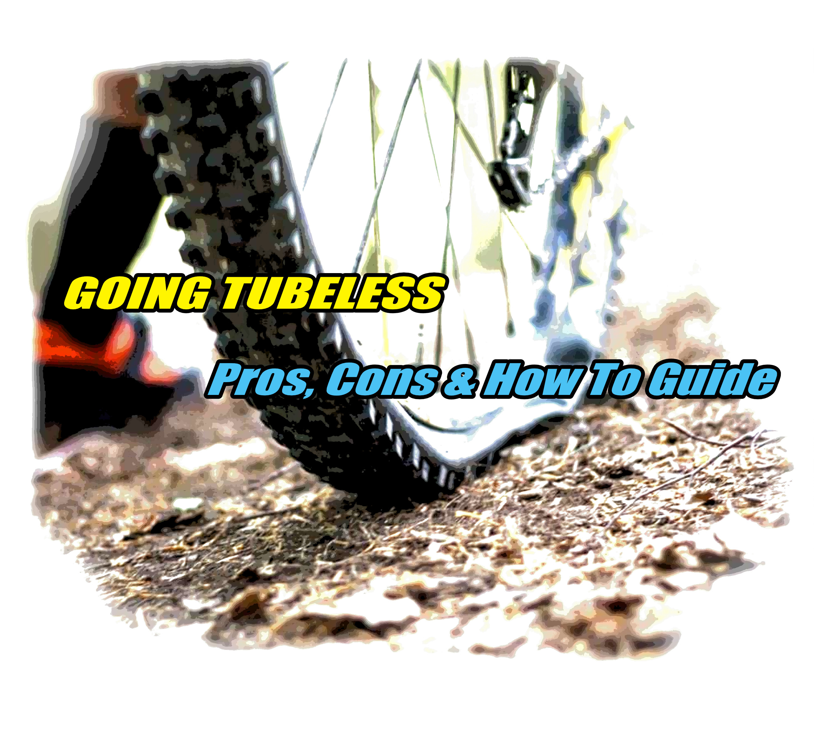 Going Tubeless momentum is your friend