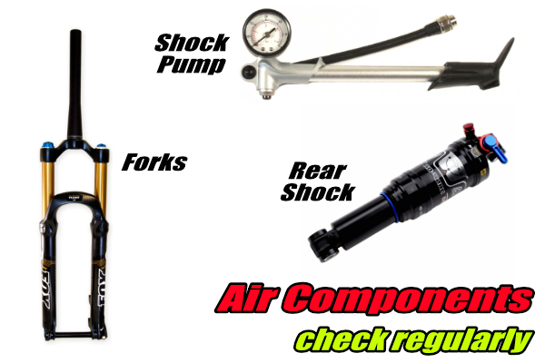 MIYF Hint check air pressures