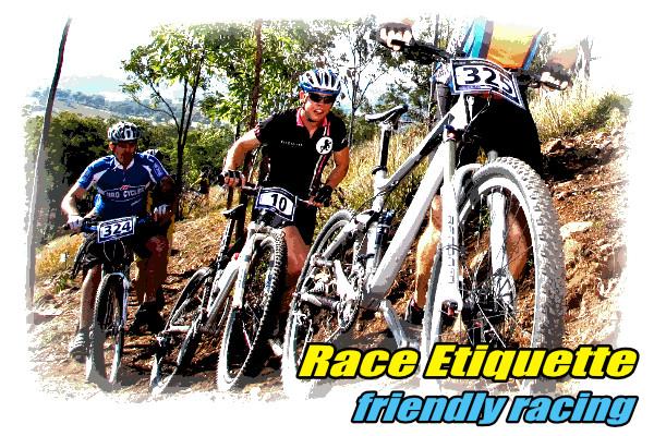 mtb endurance races etiquette
