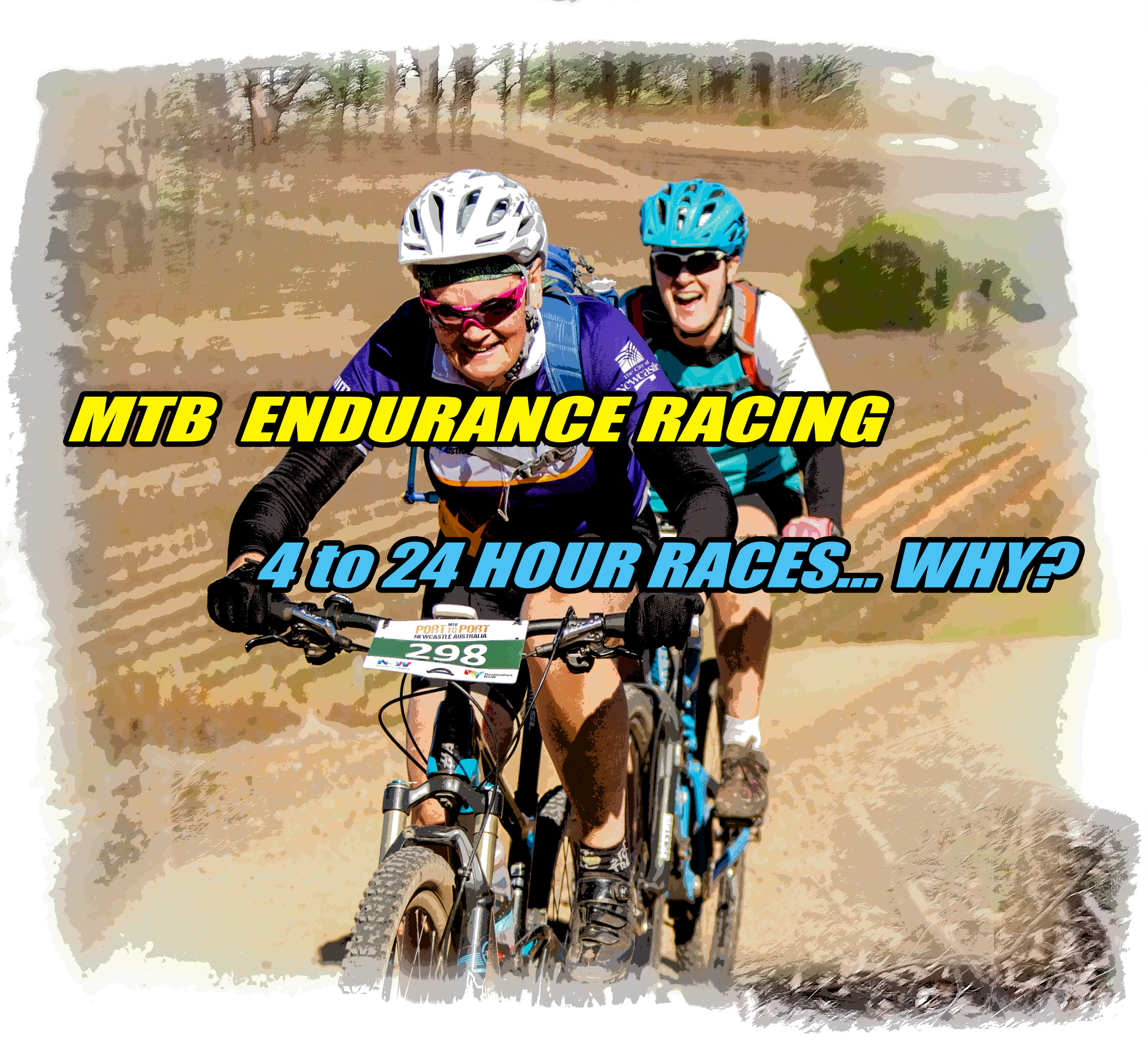MTB endurance races racing