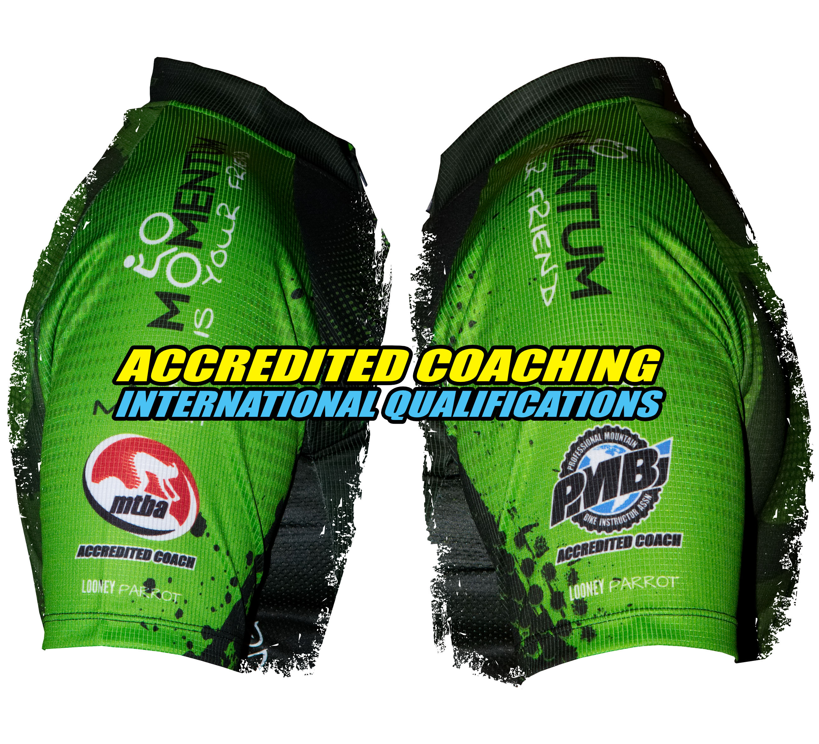 PMBIA MTBA MTB Coaching Qualifications Courses Accredited Acreditation